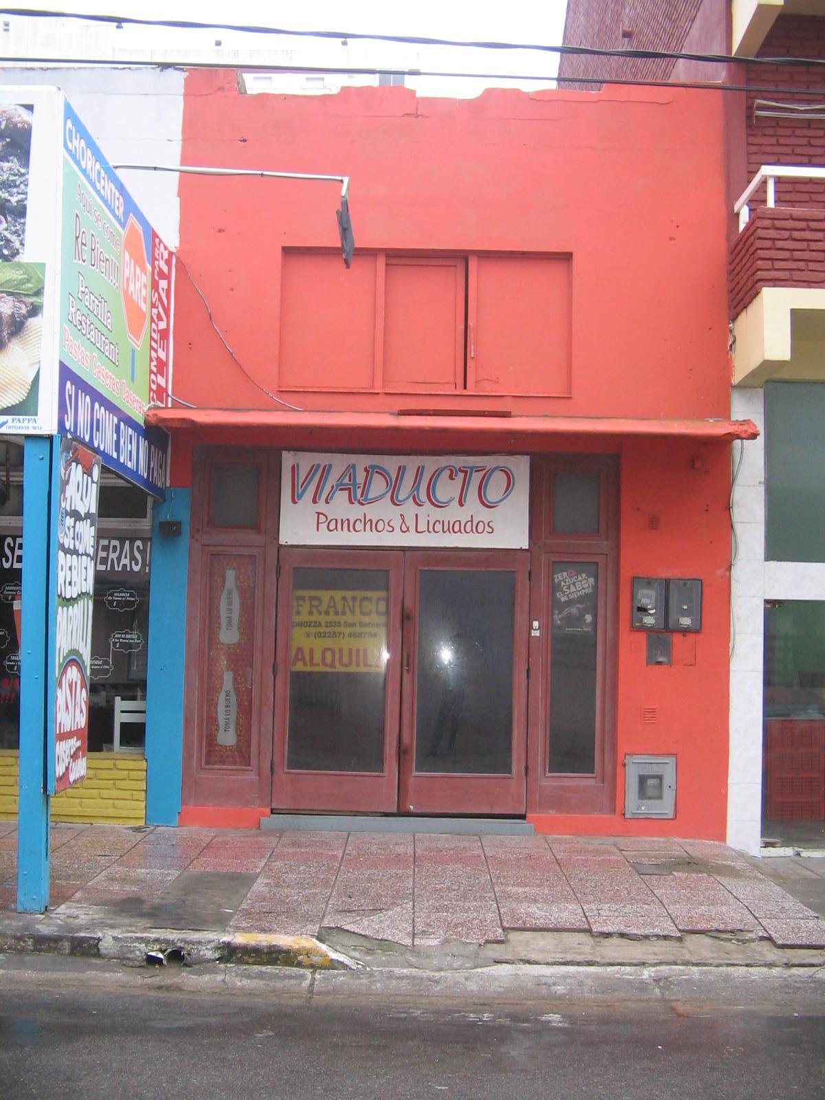 ID.131-SAN BERNARDO, VENTA LOCAL COMERCIAL, STA MARIA DE ORO 50